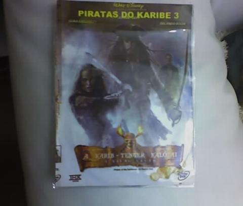 Piratas do Karibe 3